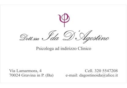 Immagine di Dott.ssa Ida D'Agostino